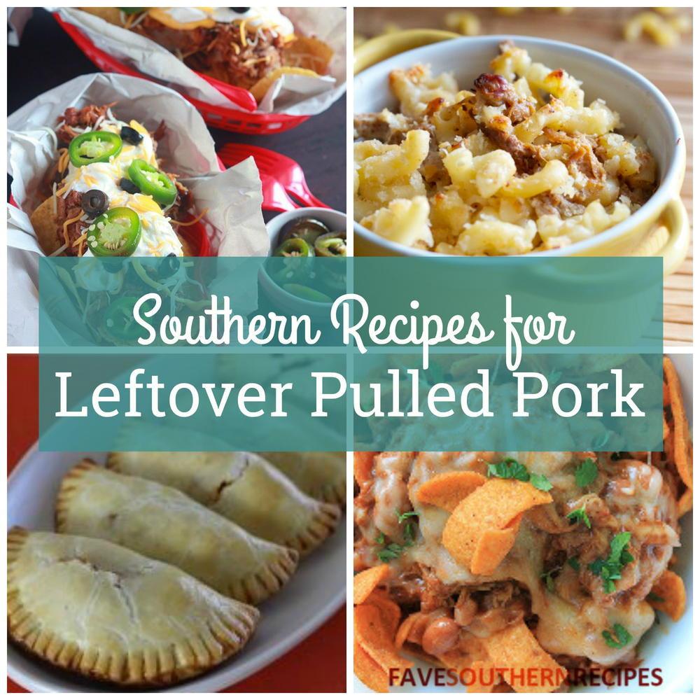 Leftover Pulled Pork Casserole  9 Southern Recipes for Leftover Pulled Pork