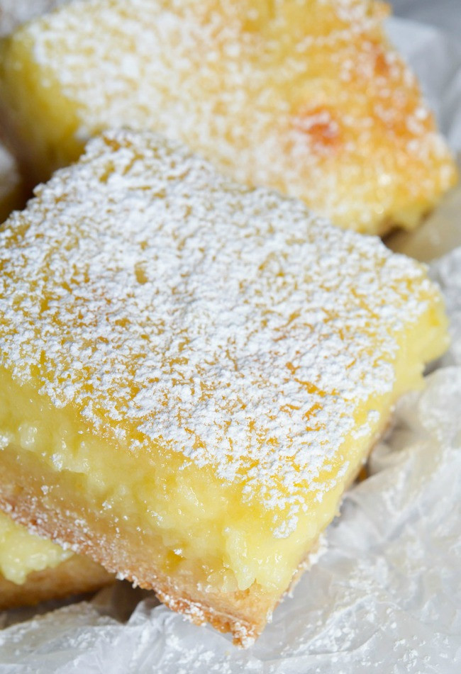 Lemon Bars With Cake Mix  The 11 Best Cake Mix Recipes Page 3 of 3