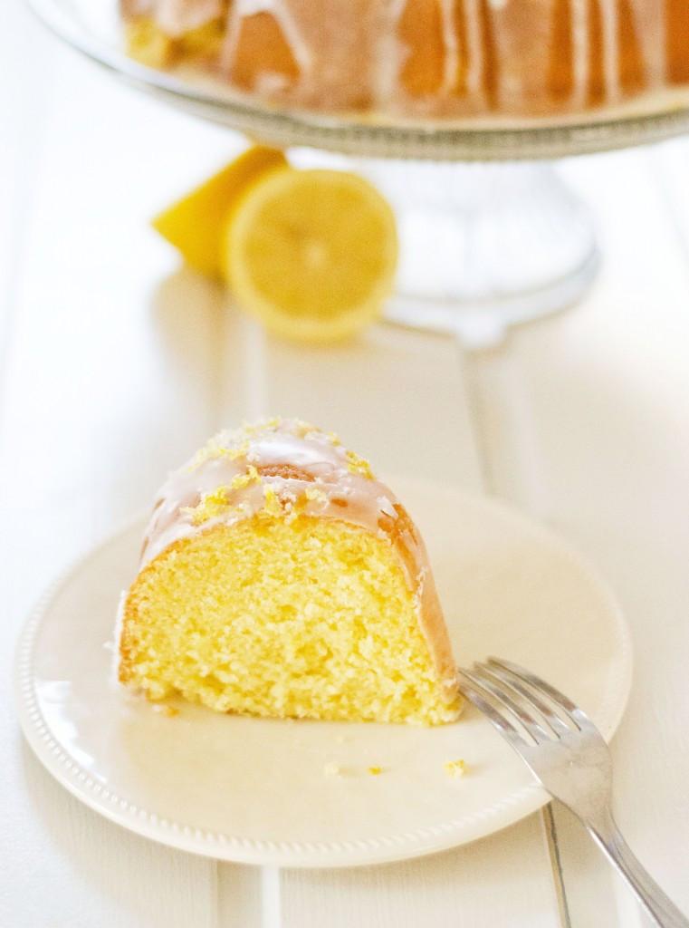 Lemon Bundt Cake  Moist Lemon Bundt Cake