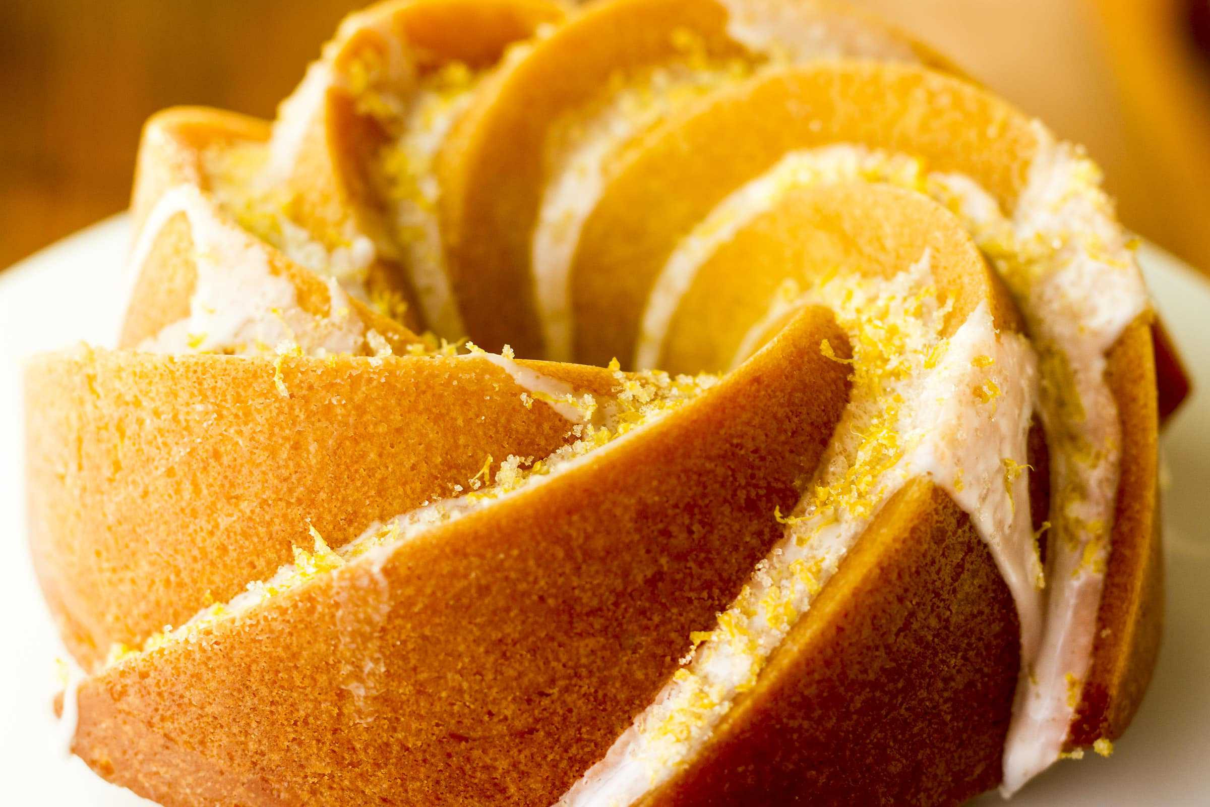 Lemon Bundt Cake  Triple Lemon Bundt Cake