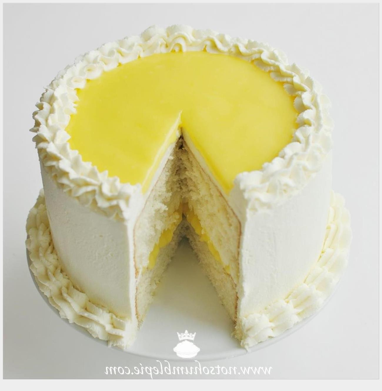 Lemon Cake From Scratch  Ideal lemon cake from scratch snapshot 21 ⋆ Cakes for