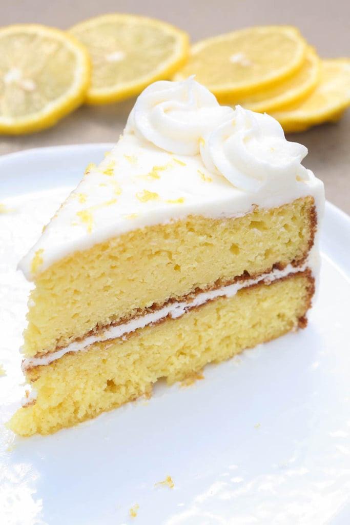 Lemon Cake From Scratch  Lemon Cake Tastes Better From Scratch