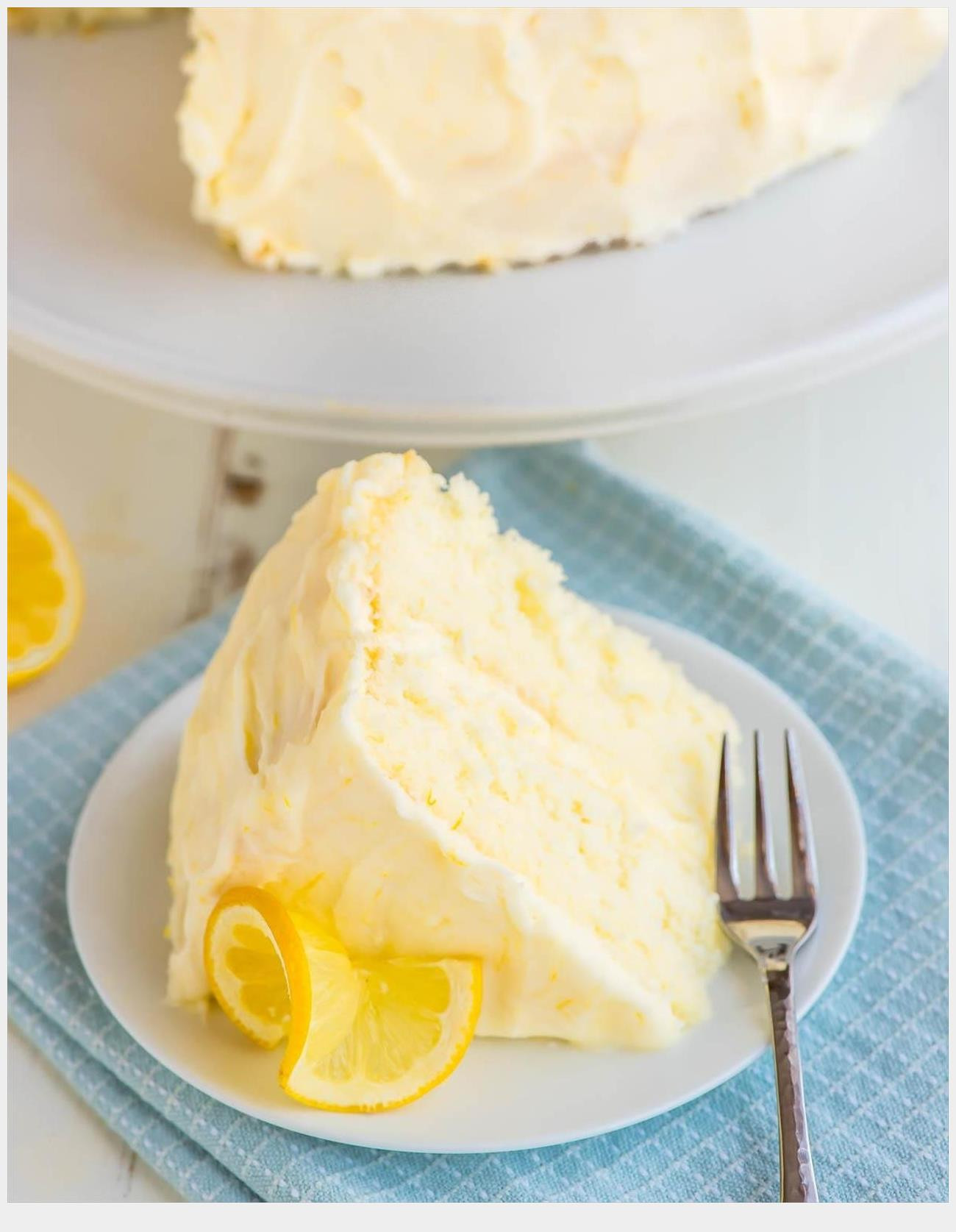 Lemon Cake From Scratch  Good lemon cake from scratch picture 47 ⋆ Cakes for