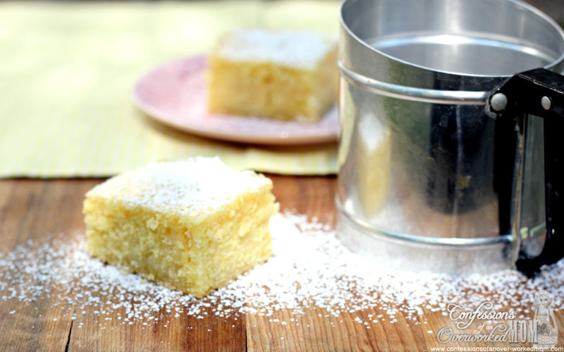 Lemon Cake From Scratch  63 I Gotta Try That Party