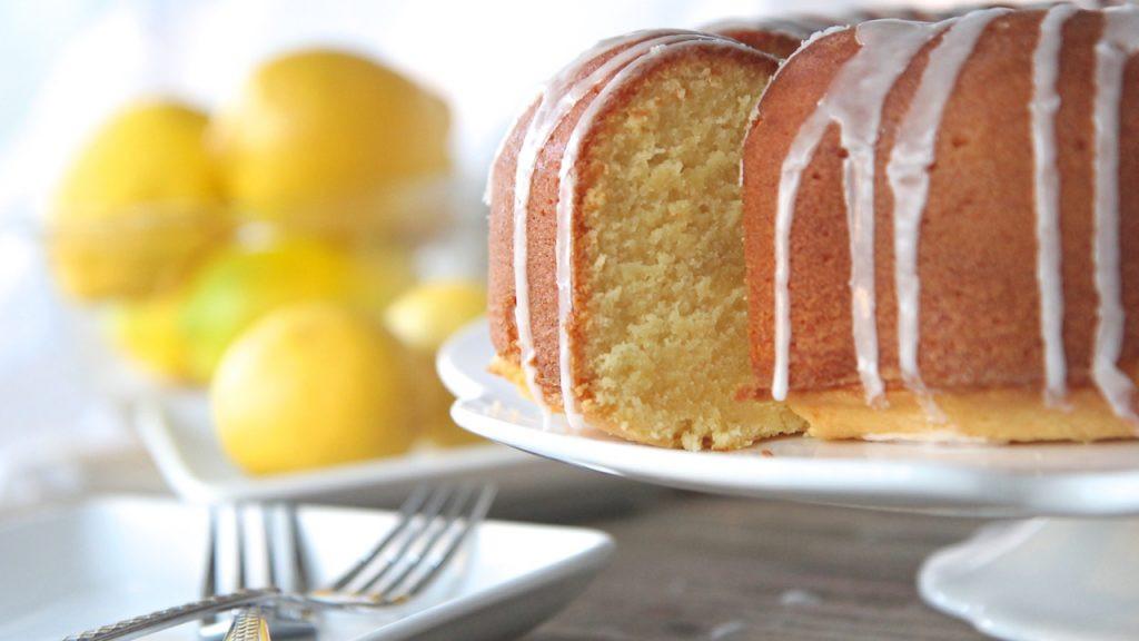 Lemon Cake From Scratch  Real Southern Lemon Pound Cake Recipe