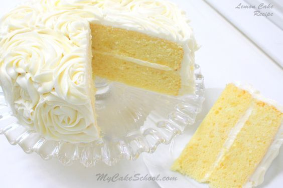 Lemon Cake From Scratch  Incredible Lemon Cake From Scratch Collection