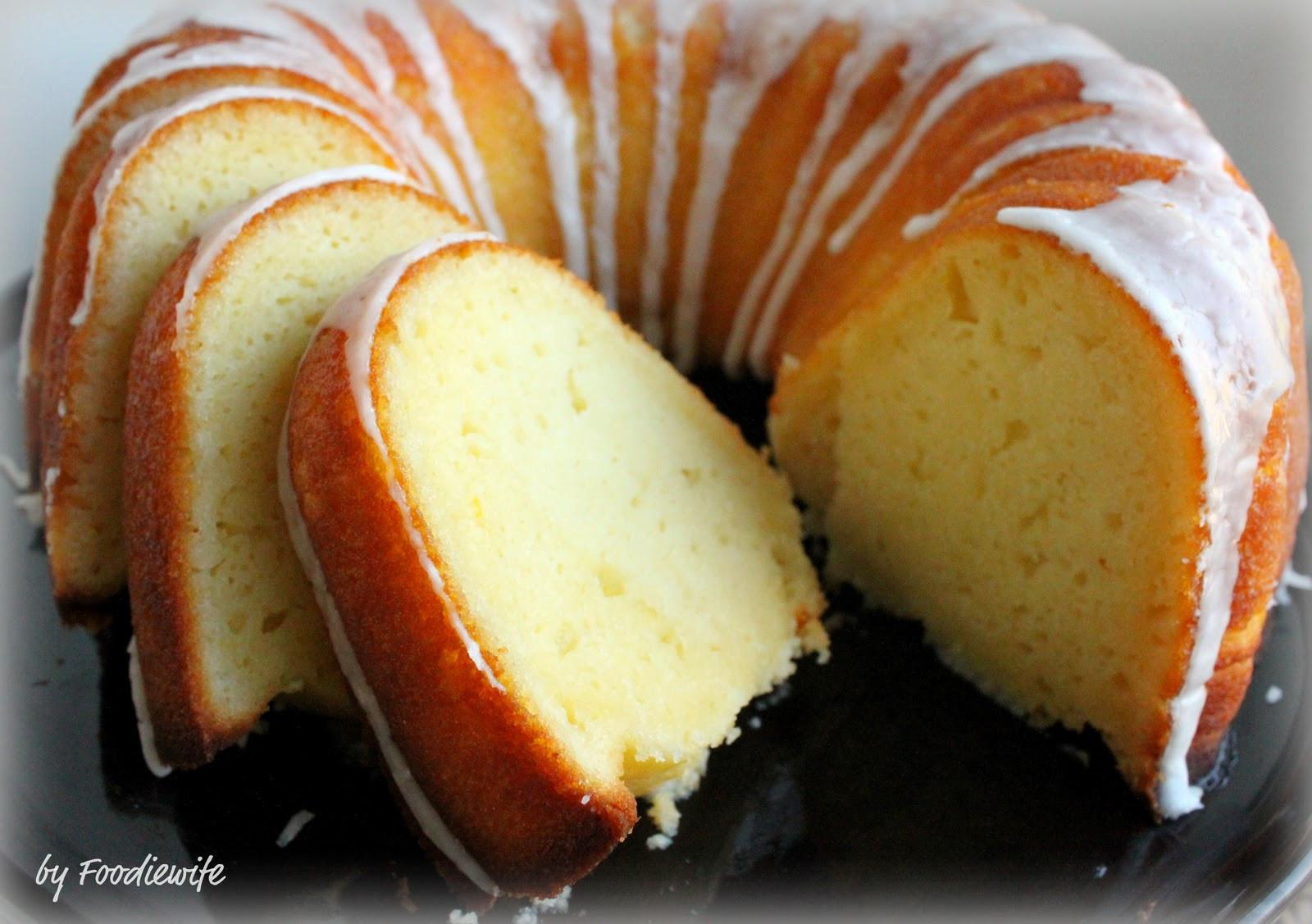Lemon Cake Recipes From Scratch  lemon bundt cake recipe from scratch