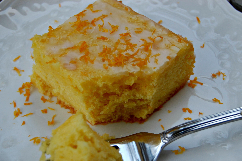 Lemon Cake Recipes From Scratch  lemon pudding cake from scratch