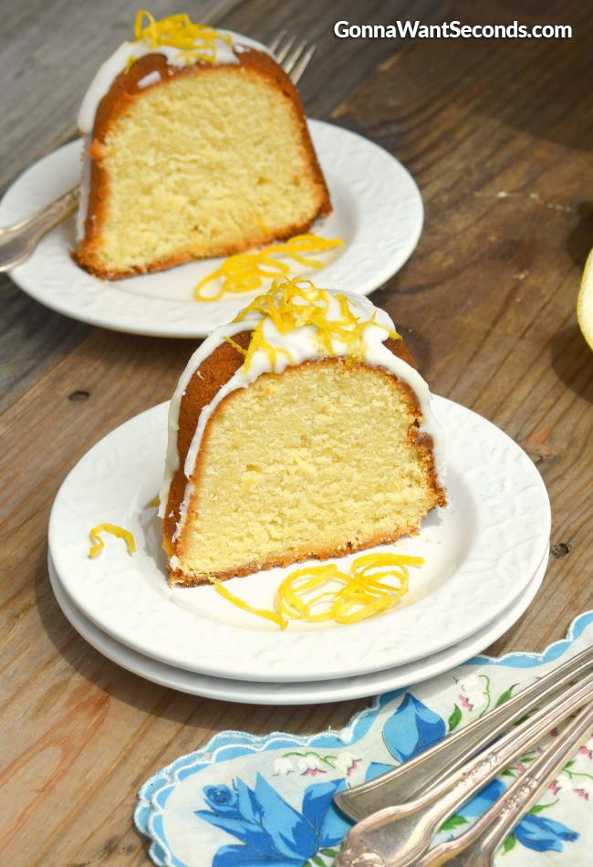 Lemon Cream Cheese Pound Cake  cream cheese pound cake with cake flour