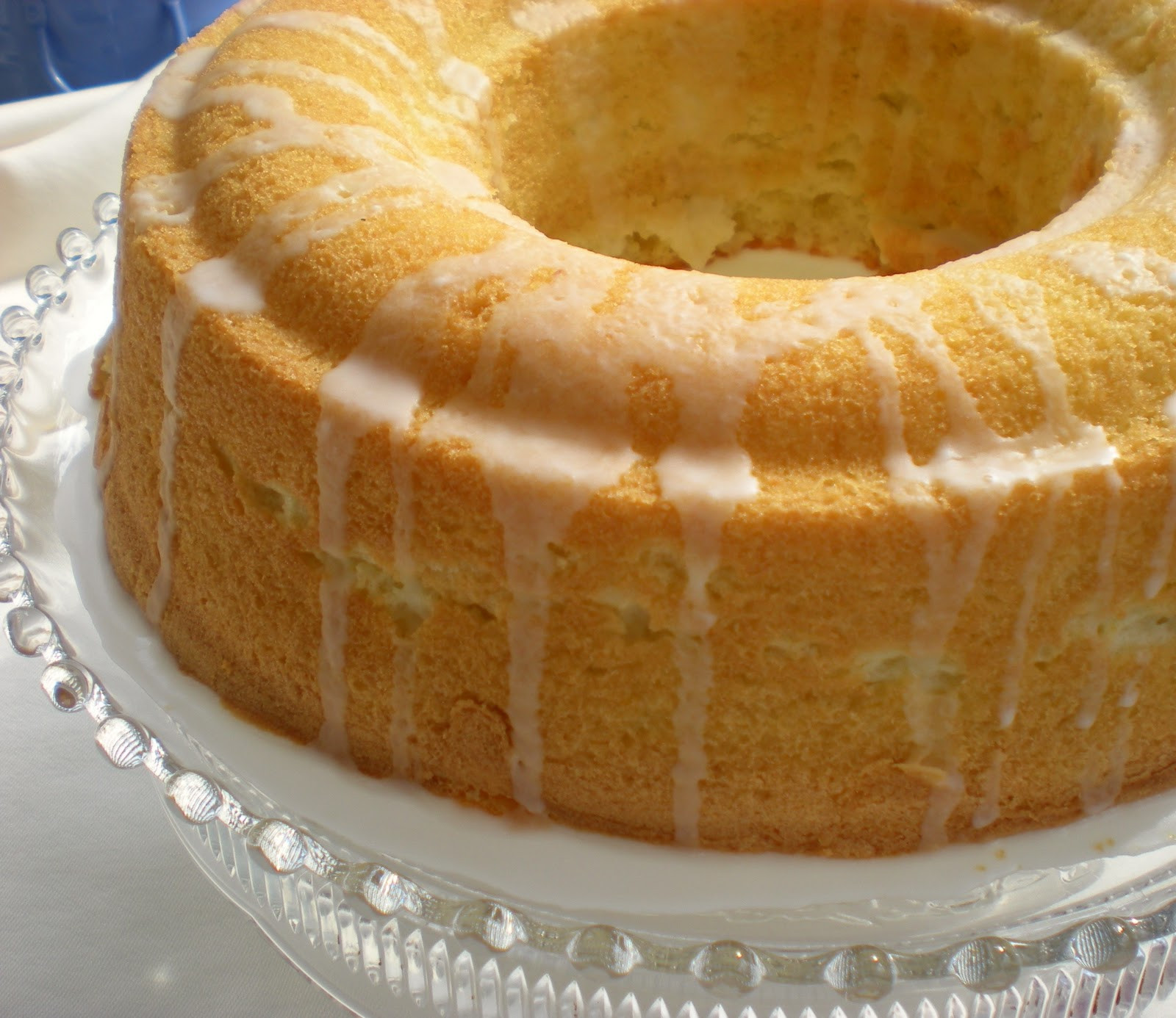 Lemon Cream Cheese Pound Cake  A Cook and Her Books Luscious Lemon Cream Cheese Pound