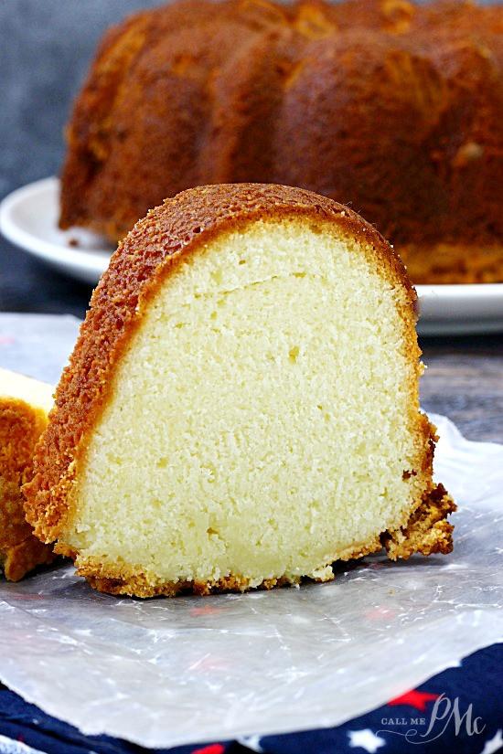 Lemon Cream Cheese Pound Cake  Lemon Cream Cheese Pound Cake Recipe Call Me PMc
