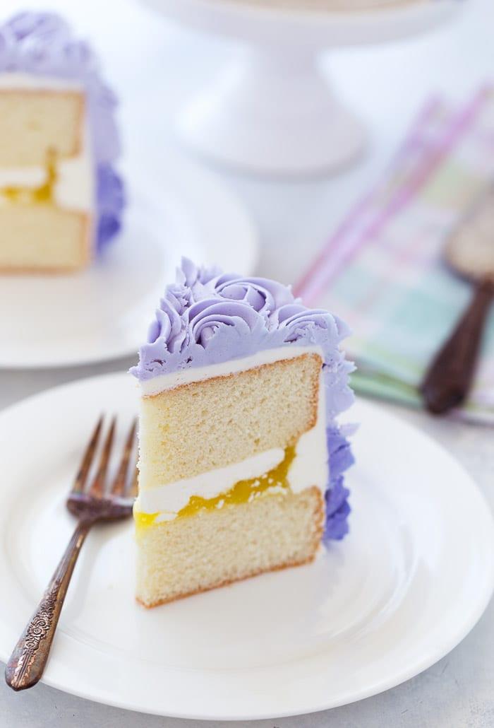 Lemon Layer Cake  Lemon Layer Cake Recipe Blahnik Baker