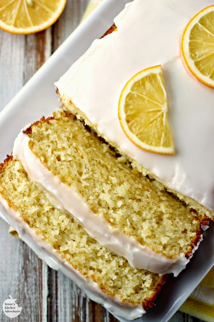 Lemon Loaf Cake  Meyer Lemon Loaf Cake