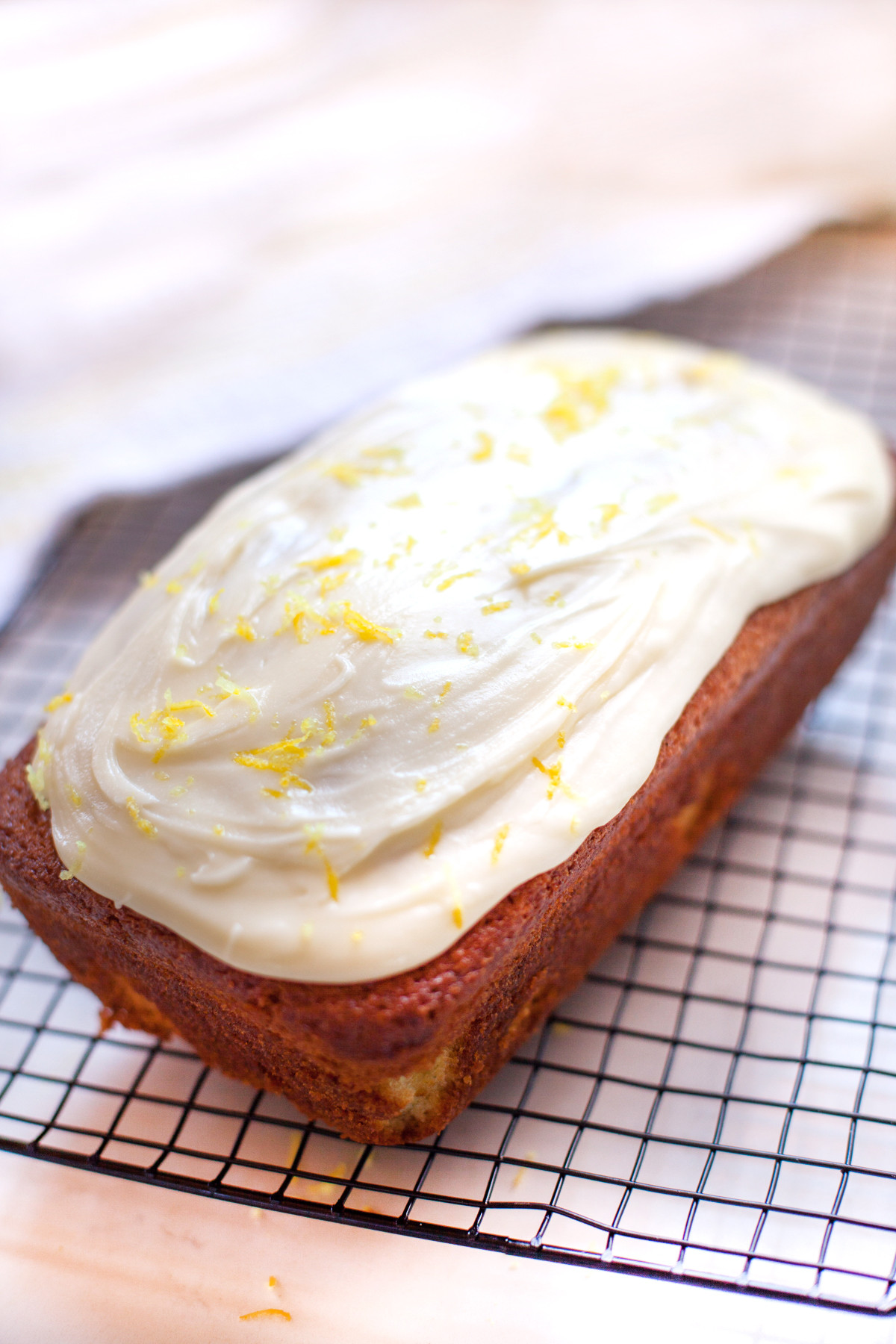 Lemon Loaf Cake  Best and Easiest Lemon Loaf Cake Recipes Soft Lemon Sponge