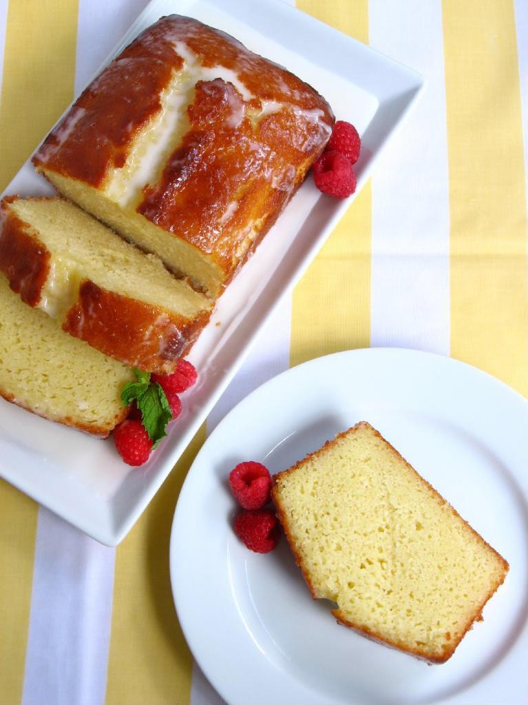 Lemon Loaf Cake  Ina Garten s Lemon Loaf Cake and Raffaldini Vineyards