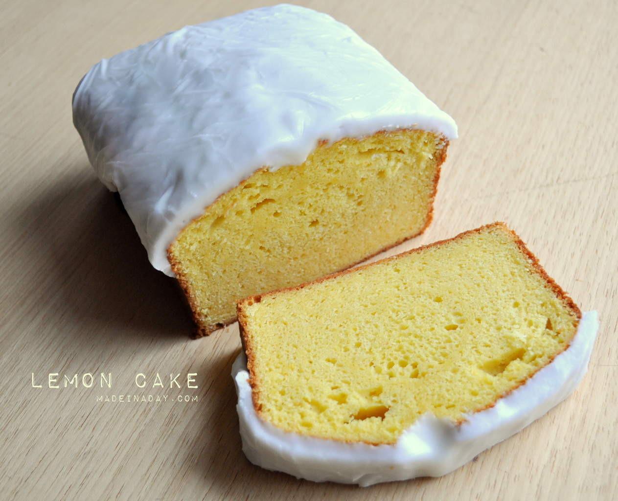 Lemon Loaf Cake  Lemon Loaf Cake — Rezepte Suchen