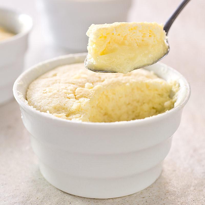 Lemon Pudding Cake Recipe  Lemon Pudding Cakes