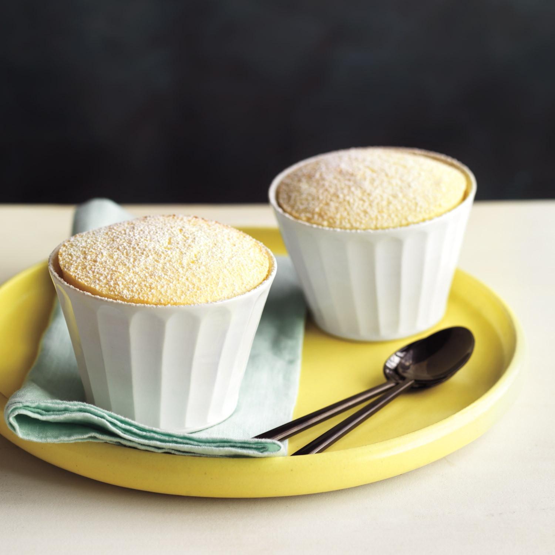 Lemon Pudding Cake Recipe  Lemon Pudding Cakes Recipe