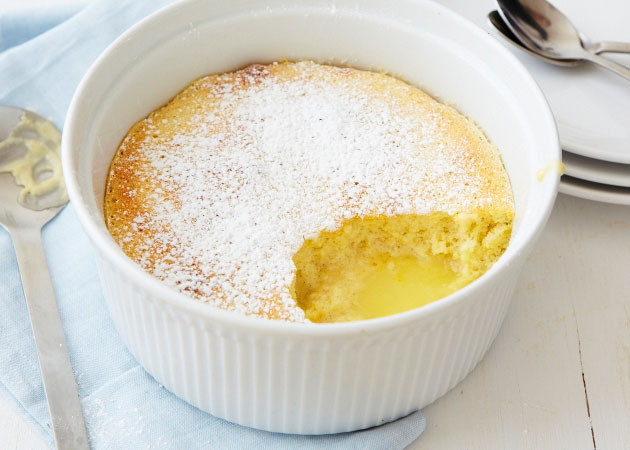 Lemon Pudding Dessert  Lemon Pudding Cake Sweet Potato Chronicles
