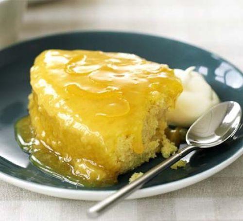 Lemon Pudding Dessert  Fastest ever lemon pudding recipe