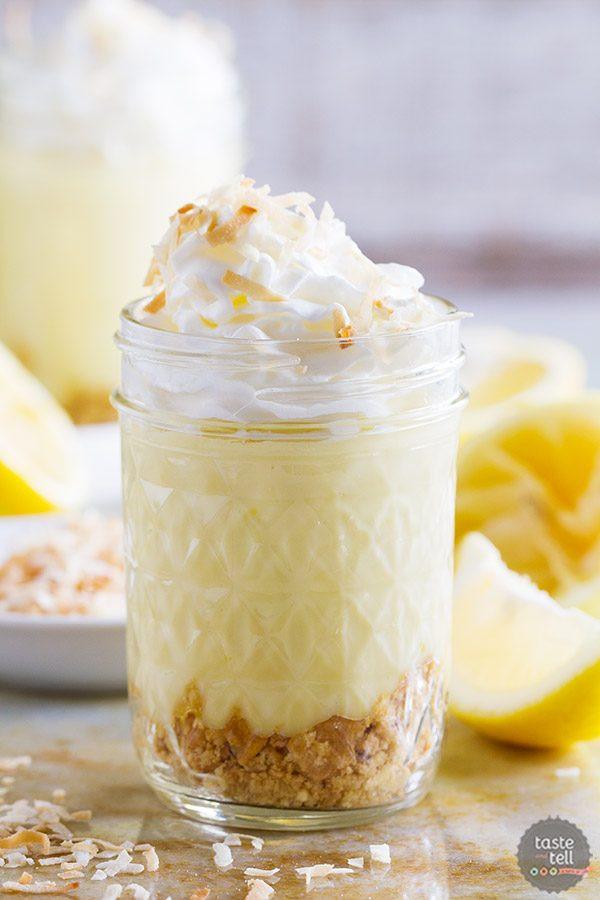 Lemon Pudding Dessert  Dessert Misc Archives Taste and Tell