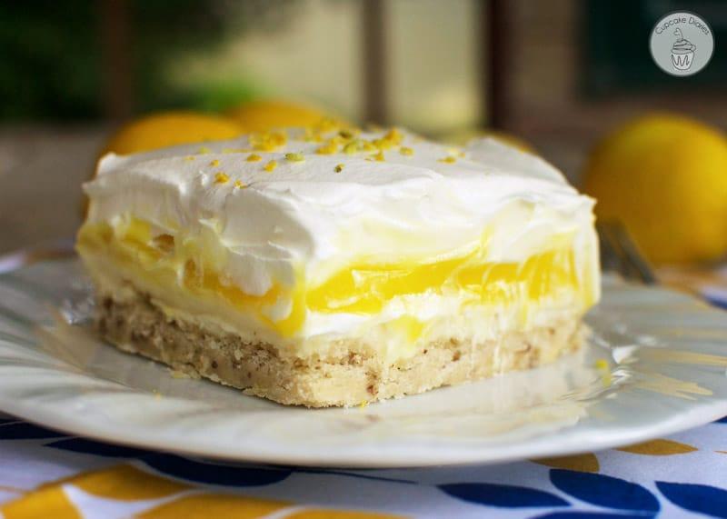 Lemon Pudding Desserts  Lemon Lush Dessert