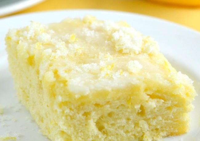 Lemon Sheet Cake  Lemon Buttermilk Sheet Cake Gonna Want Seconds