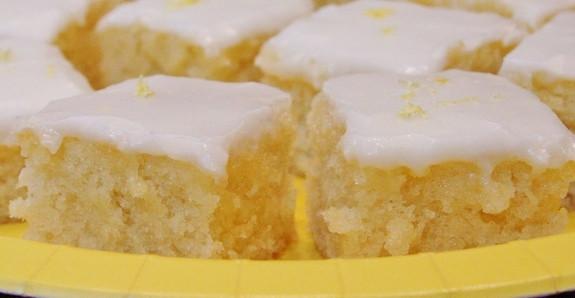 Lemon Sheet Cake  Texas Lemon Sheet Cake – Fran s Favs