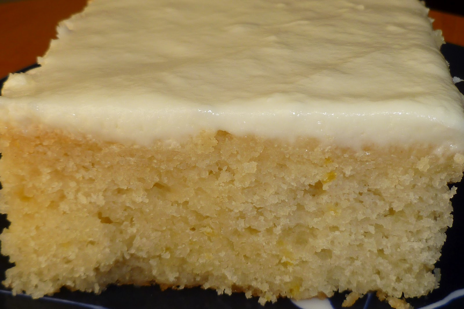Lemon Sheet Cake  The Pastry Chef s Baking Lemon Sheet Cake