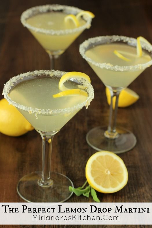 Lemon Vodka Drinks  The 25 best Drink recipes ideas on Pinterest