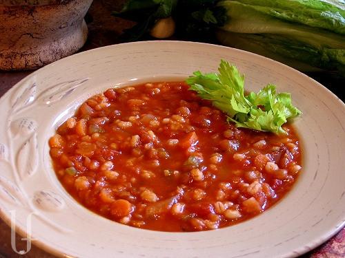 Lentil Barley Soup  Lentil Barley Soup Recipegreat