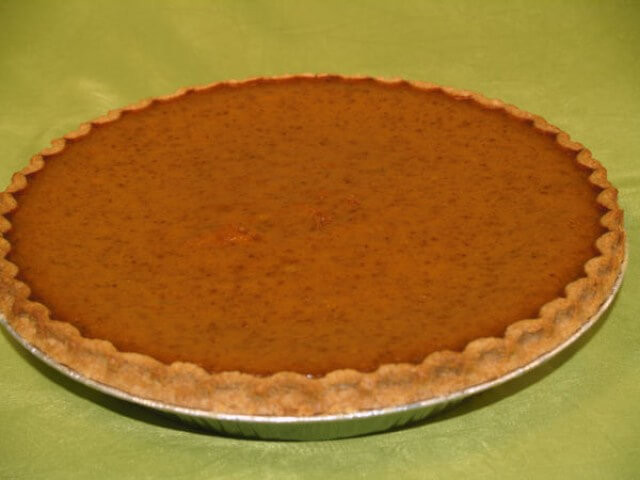 Libby Pumpkin Pie Recipe  Libby s Famous Pumpkin Pie Recipe
