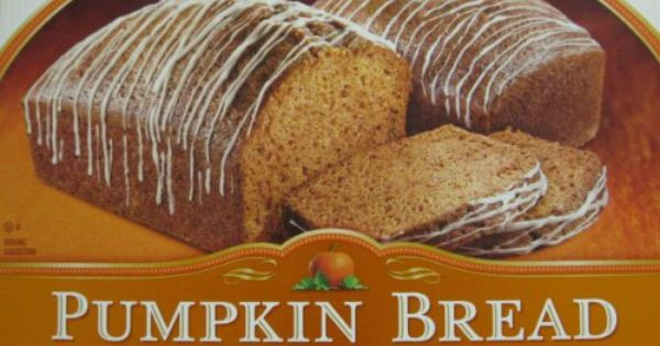 Libbys Pumpkin Bread  Libby s All Natural Pumpkin Bread Kit with Icing Makes 2