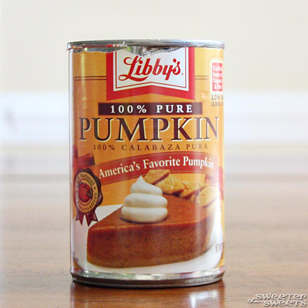 Libbys Pumpkin Pie Recipe  SweeterThanSweets Libby s Glazed Pumpkin Cookies Recipe