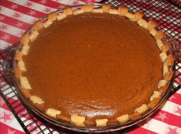 Libbys Pumpkin Pie Recipe  Better Than Libby s Pumpkin Pie Sshhh Hehe Recipe