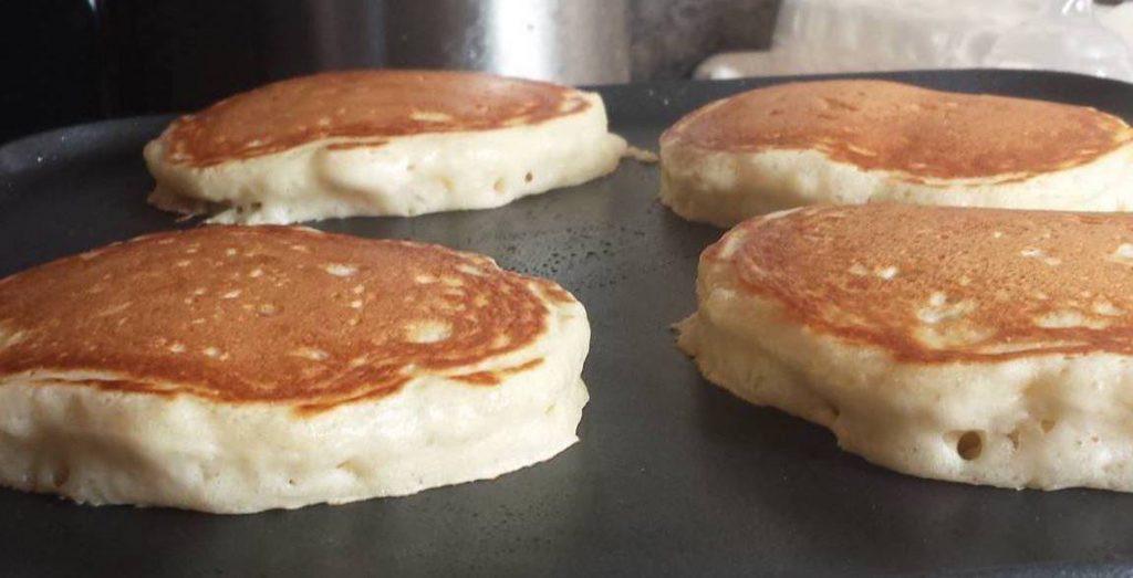 Light And Fluffy Pancakes  Best Light & Fluffy Pancakes