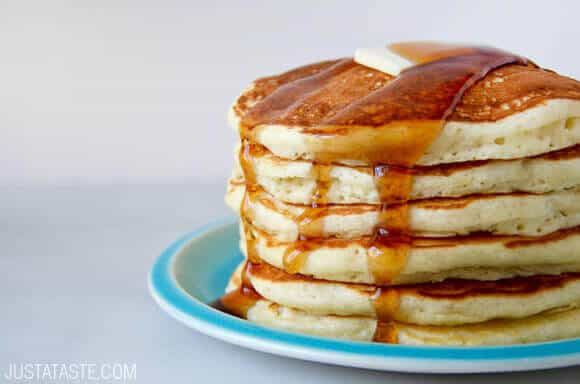 Light And Fluffy Pancakes  Light and Fluffy Buttermilk Pancakes