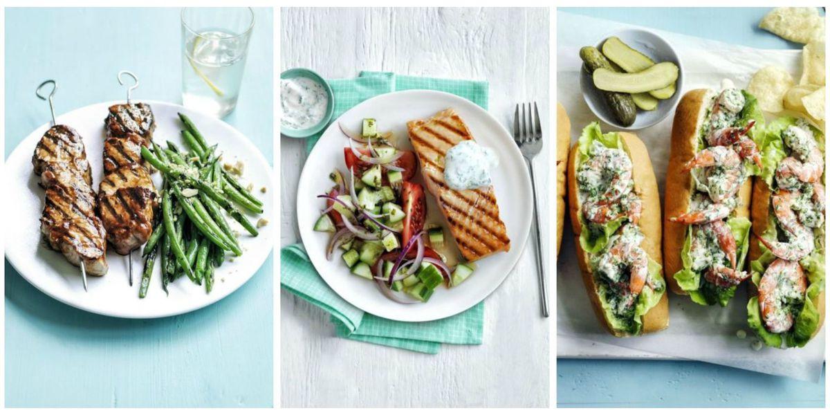 Light Dinner Ideas For Summer  20 Healthy Dinner Ideas Recipes for Light Meals