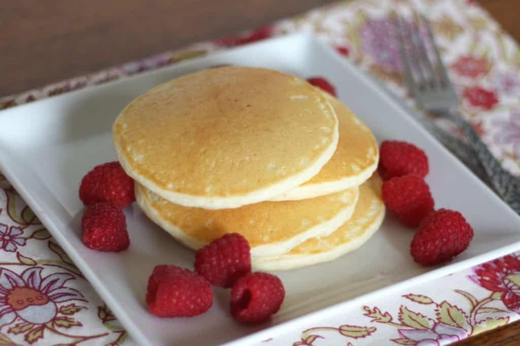 Light Fluffy Pancakes  Light and Fluffy Gluten Free Pancakes