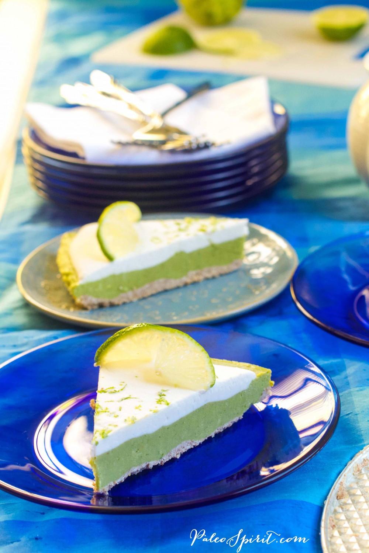 Lime Dessert Recipes  Paleo Key Lime Pie