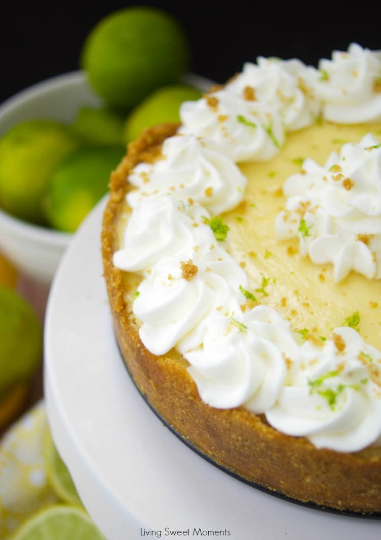 Lime Dessert Recipes  The Best Ever Instant Pot Key Lime Pie Living Sweet Moments