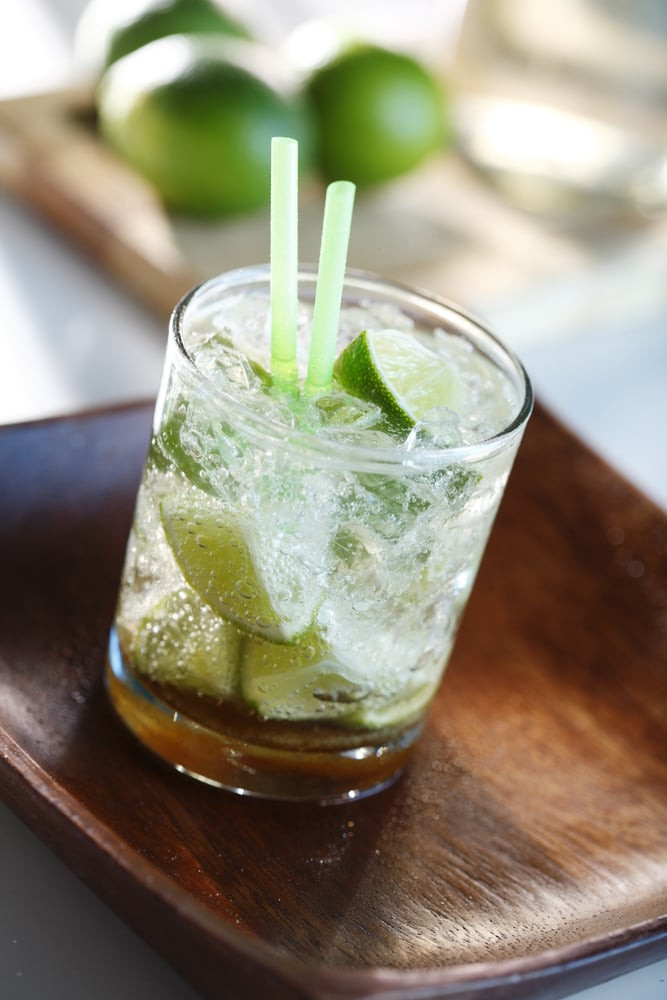 Lime Vodka Drinks  The Calories in Alcohol Drinks