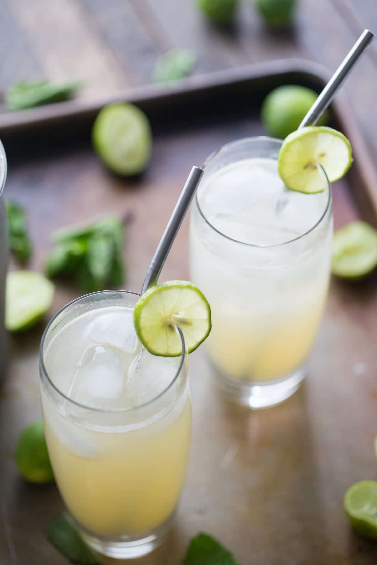 Lime Vodka Drinks  Key Lime Vodka Collins LemonsforLulu