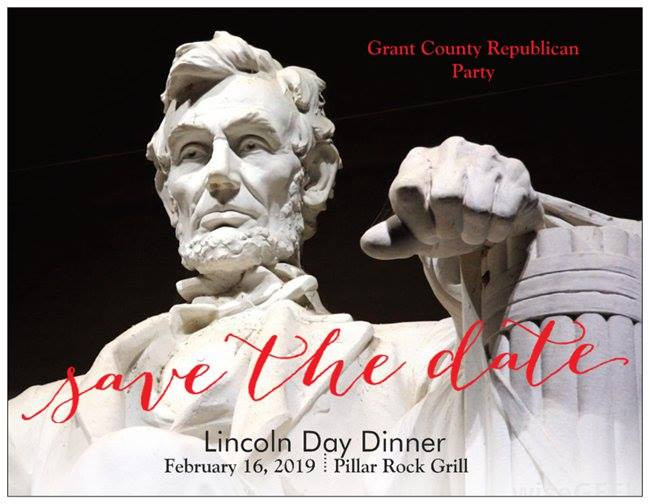 Lincoln Day Dinner  02 16 2019 – Lincoln Day Dinner