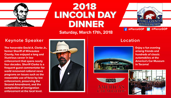 Lincoln Day Dinner  Lincoln Day Dinner