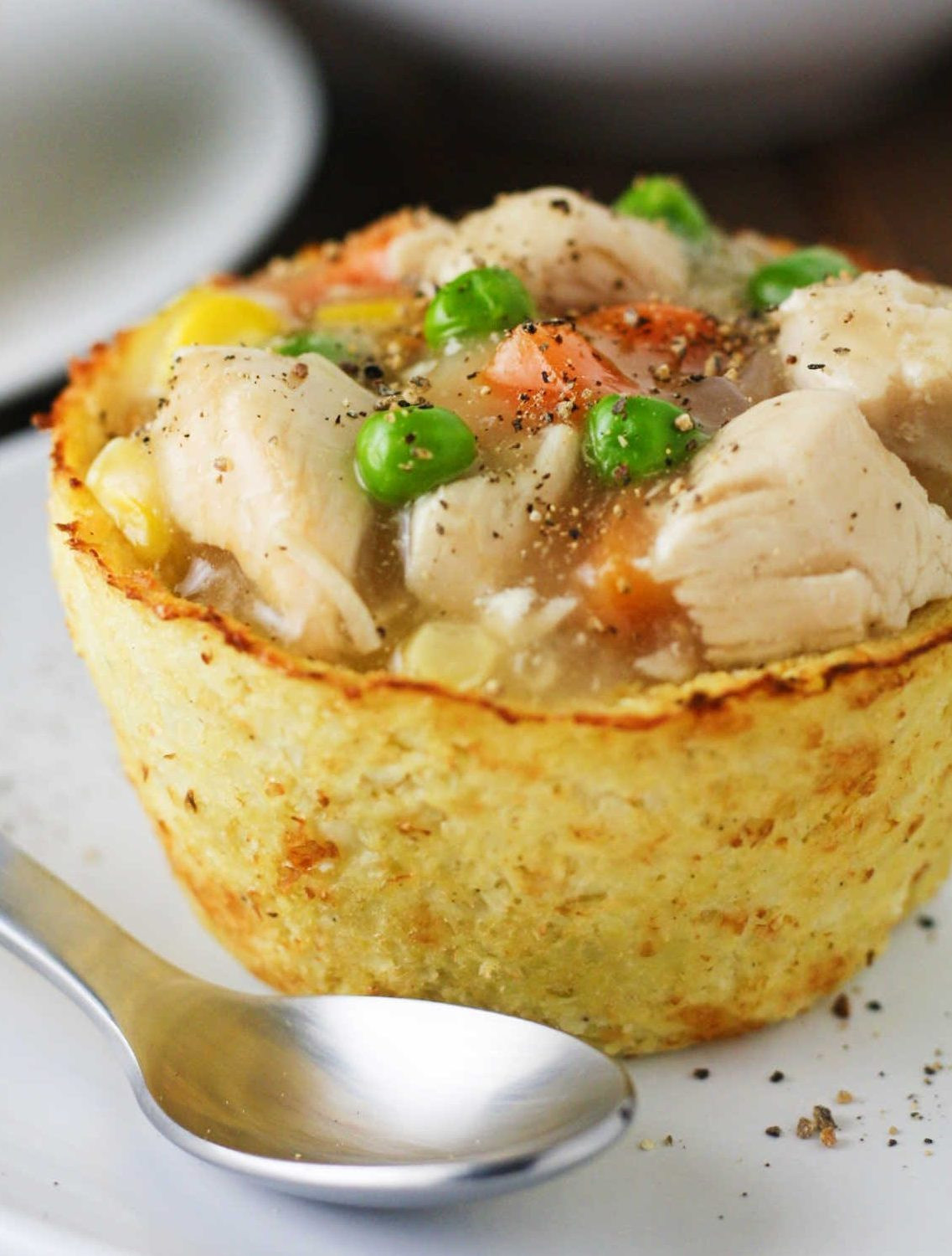 Linda'S Low Carb Recipes  Low Carb Cauliflower Pot Pies It s Cheat Day Everyday