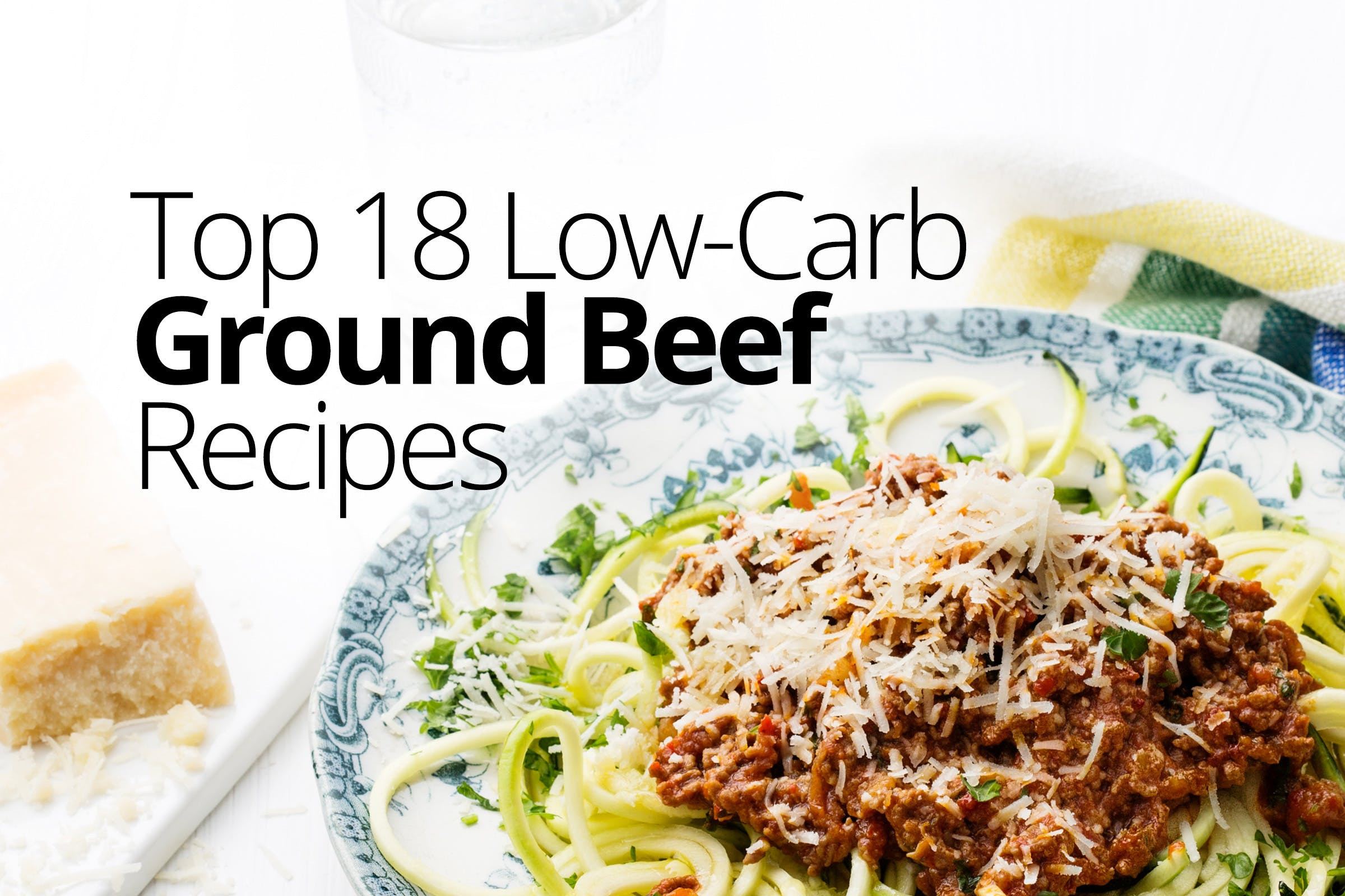 Linda'S Low Carb Recipes  Low Carb and Keto Ground beef Recipes – Quick and Easy
