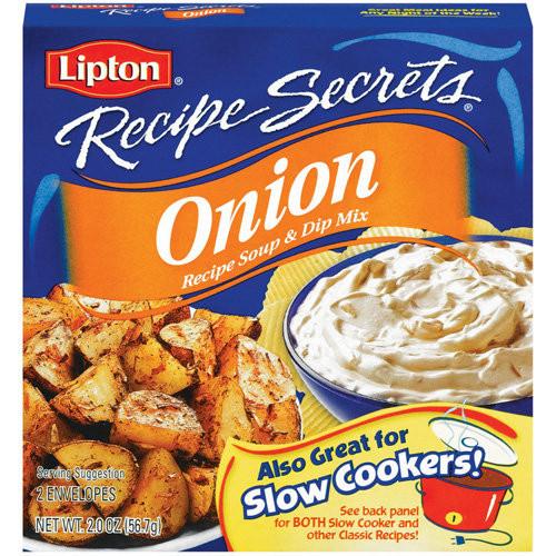 Lipton Onion Soup Mix  Lipton Recipe Secrets Coupon ly $ 25 at Pathmark FTM