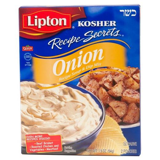 Lipton Onion Soup Mix  Lipton Kosher ion Soup 1 9 oz Tar