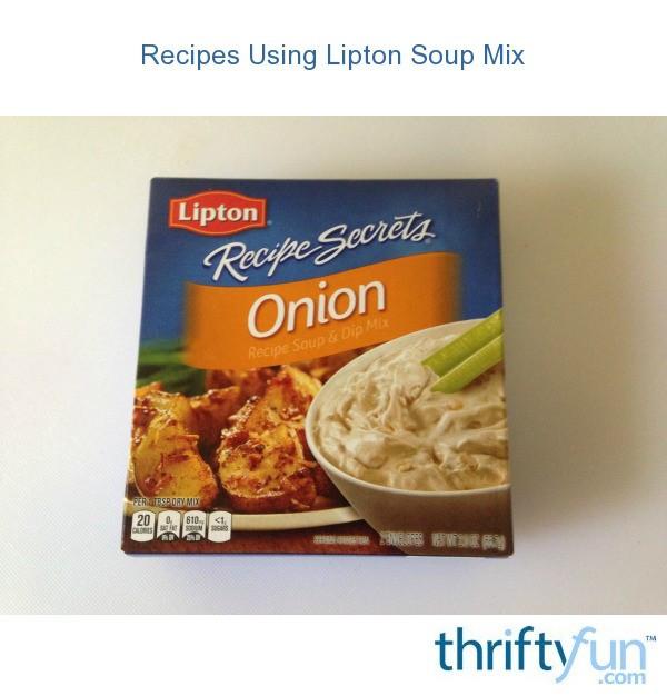Lipton Onion Soup Mix Recipe  Recipes Using Lipton ion Soup Mix